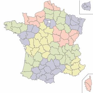 La réforme territoriale : 14 régions